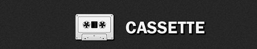 Сайт менеджера ресурсов Cassette