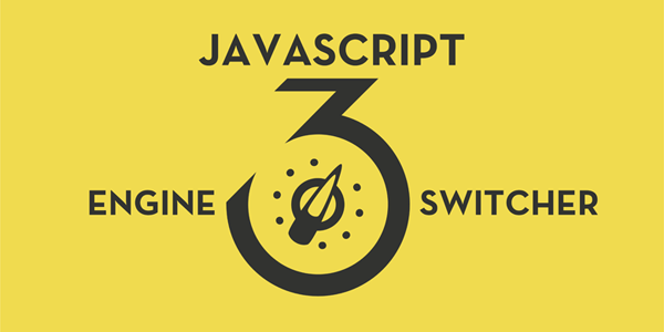 Логотип третьей версии JavaScript Engine Switcher